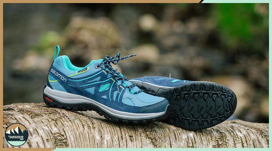 7 raisons d'utiliser des chaussures tiges basses en randonnée