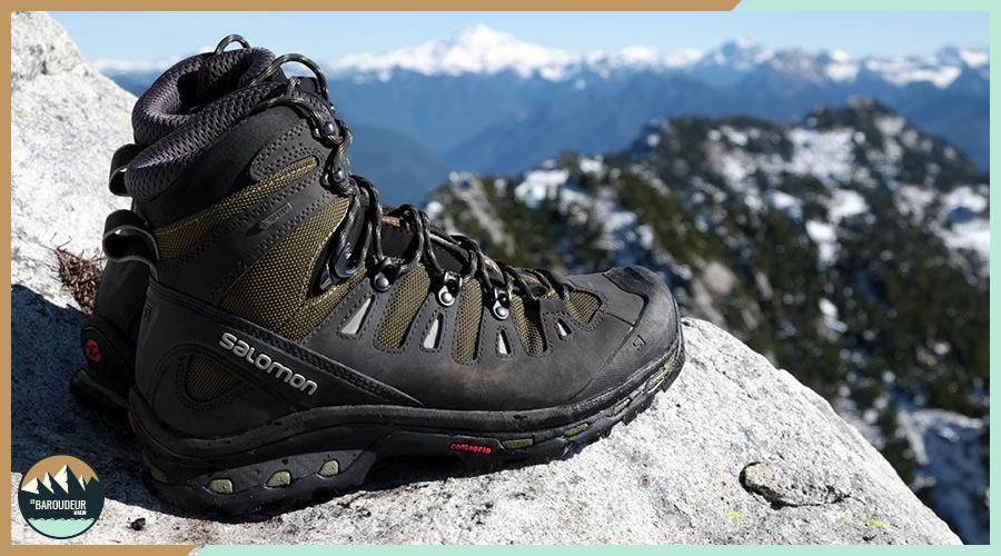 site réputé 1edfb 7c553 Les meilleures chaussures de randonnée en 2018, mon guide malin